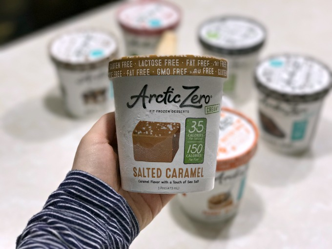 Arctic Zero - The Perfect Treat to Fight Overindulgence