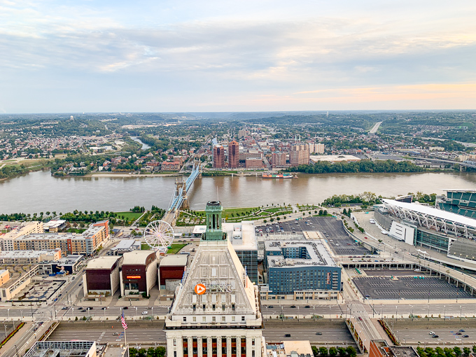 The Ultimate Family Weekend Guide to Cincinnati Ohio