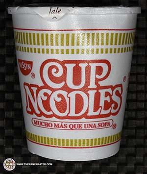 Meet The Manufacturer: #2337: Nissin Cup Noodles Sopa Nissin Con Camaron - Mexico - The Ramen Rater - fideos instantanea
