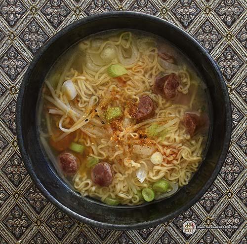 #2352: Uni-President Minced Pork Flavor Instant Noodles - Taiwan - The Ramen Rater - 統一肉燥麵