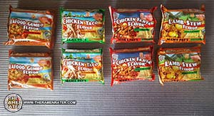 Meet The Manufacturer: Mama Pat's Foods Product Samples - United States - The Ramen Rater - instant noodles