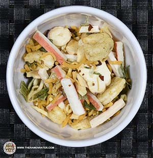 #2400: Nissin Cup Noodles Tom Yam Seafood Flavour - Singapore - The Ramen Rater - instant noodles