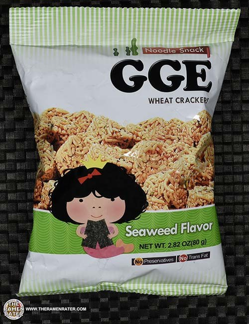 #2472: Wei Lih GGE Wheat Crackers Seaweed Flavor - Taiwan - The Ramen Rater - instant noodles