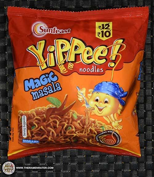 #2587: Sunfeast Yippee! Noodles Magic Masala - India - The Ramen Rater - instant noodles ramen