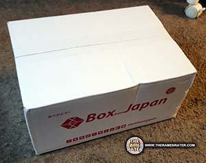 The July Box From Japan - Japan - The Ramen Rater - samples - donations - instant ramen noodles