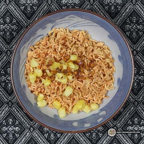 Meet The Manufacturer: #2556: Mikka Noodle Snack Roasted Corn Flavour
