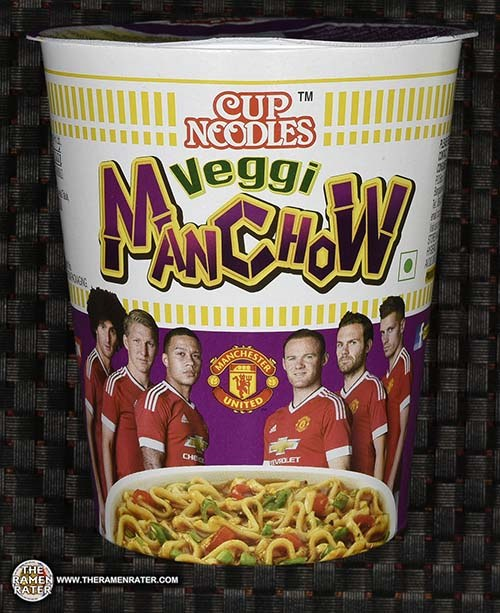 #2685: Nissin Cup Noodles Veggi Manchow - India - The Ramen Rater - instant noodles