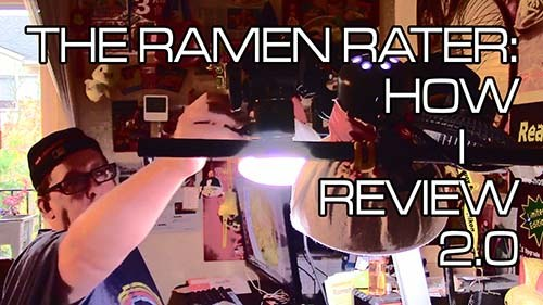 The Ramen Rater: How I Review 2.0