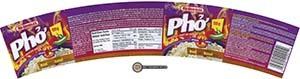 #2720: Mr. Noodles Pho Noodle Soup Simulated Beef Flavour - Canada