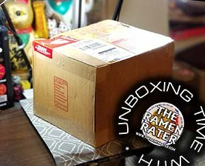 Unboxing Time: Samples From Yum Yum Thailand