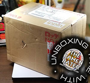 Unboxing Time: Kanto Ramen Shop Set From Ippin