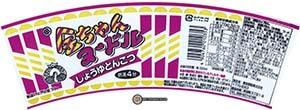 #3013: Kinchan Noodle Shoyu Tonkotsu - Japan