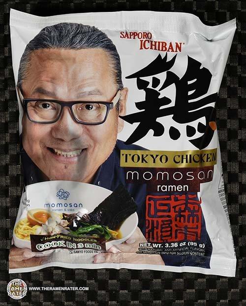 #3188: Sapporo Ichiban Momosan Ramen Tokyo Chicken - United States