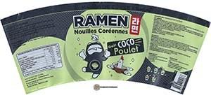 #3177: Maison De Coree x Samyang Ramen Gout Coco Poulet - France
