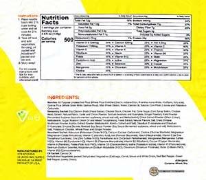 #3239: Vite Ramen Soy Sauce Chicken Instant Noodle Soup - United States