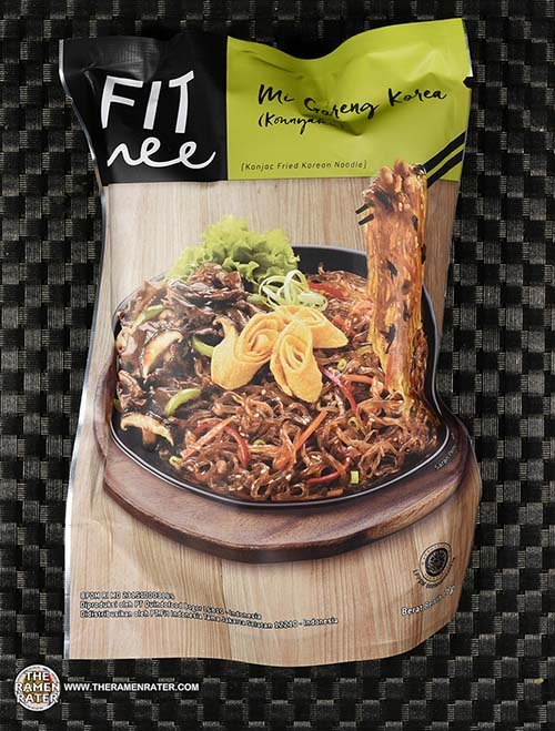 #3268: Fitmee Konjac Fried Korean Noodle - Indonesia