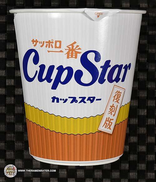 #3305: Sapporo Ichiban CupStar Classic Shoyu - Japan