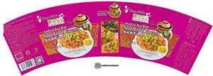 #3412: Kang Shi Fu Artificial Beef With Sauerkraut Flavour - United States