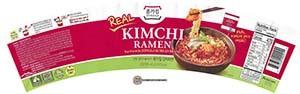 #3448: Jongga Real Kimchi Ramen - South Korea