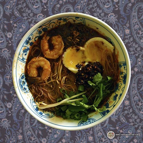 #3469: MyKuali Penang Hokkien Prawn Rice Vermicelli Soup - Malaysia