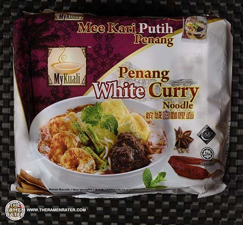 #3472: MyKuali Penang White Curry Noodle (New Recipe) - Malaysia