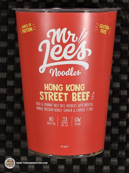 #3507: Mr Lee's Noodles Hong Kong Street Beef - United Kingdom