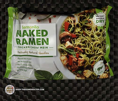 #3591: Lemonilo Naked Ramen Chicken Chow Mein - United States
