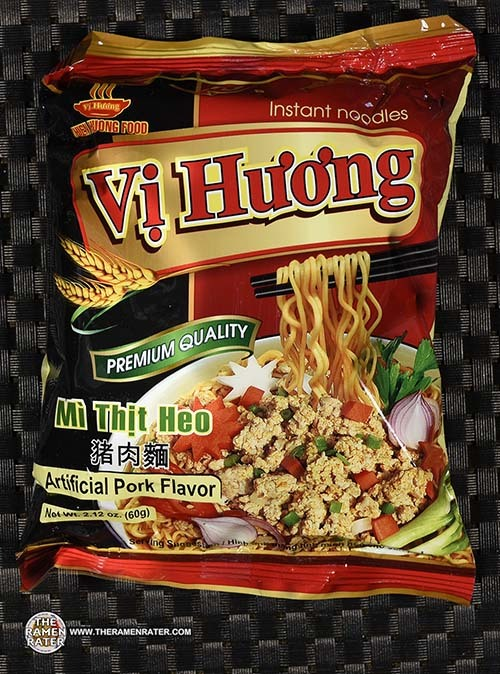 Meet The Manufacturer: #3607: Vi Huong Instant Noodles Artificial Pork Flavor - Vietnam