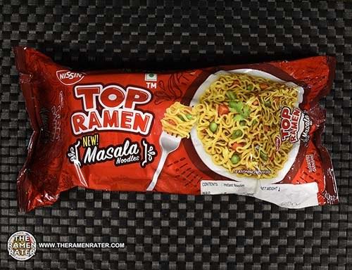 #3696: Nissin Top Ramen Masala Noodles - India