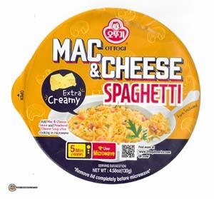 #3627: Ottogi Mac & Cheese Spaghetti - United States