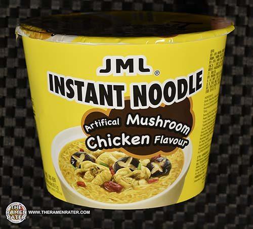#3740: JML Instant Noodle Artificial Mushroom Chicken Flavour - China