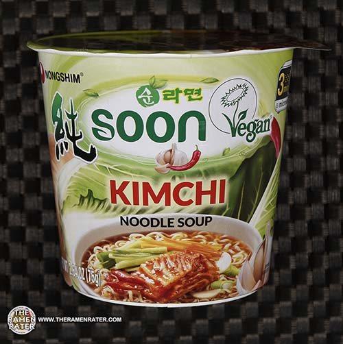 #3750: Nongshim Soon Kimchi Noodle Soup - United States