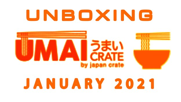Last Minute Holiday Gift! Umai Crate Instant Ramen Noodle Subscription Boxes!
