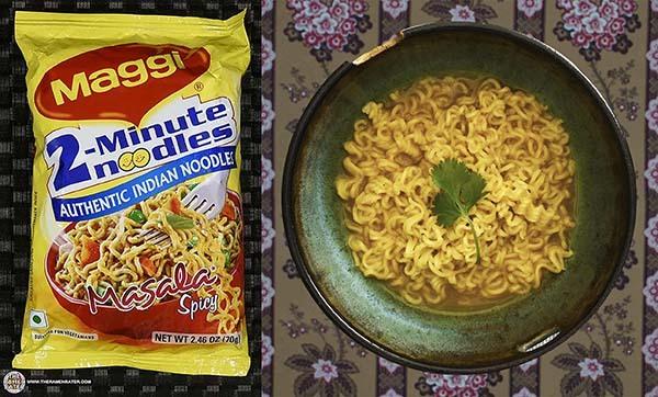 Top Ten Indian Instant Noodles