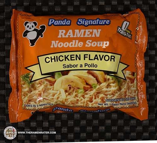 #3821: Panda Signature Ramen Noodle Soup Chicken Flavor - United States