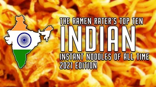 Top Ten Indian Instant Noodles