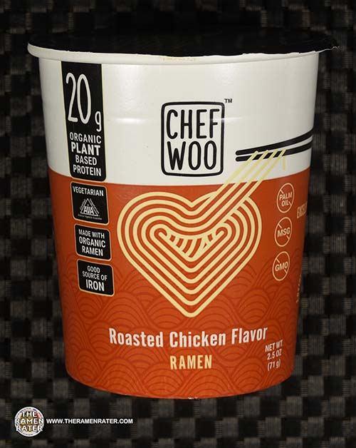 #3870: Chef Woo Roasted Chicken Flavor Ramen - United States