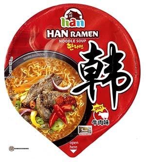 #3880: Han Ramen Noodle Soup - Russian Federation