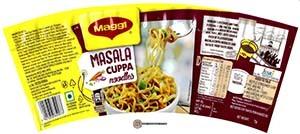#3901: Maggi Masala Cuppa Noodles - India