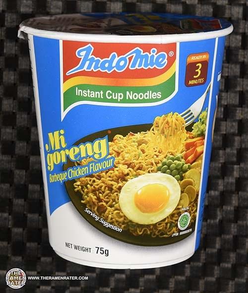 #3907: Indomie Instant Cup Noodles Mi Goreng Barbeque Chicken Flavour - Indonesia