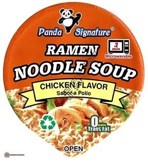 #3909: Panda Signature Ramen Noodle Soup Chicken Flavor - United States