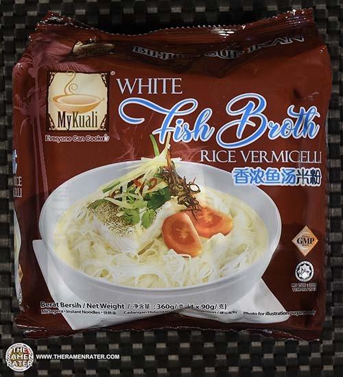 #3921: MyKuali White Fish Broth Rice Vermicelli - Malaysia