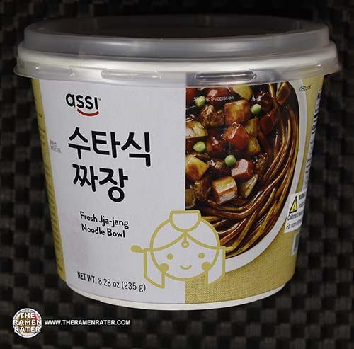 #392: Assi Fresh Ja-Jang Noodle Bowl - South Korea
