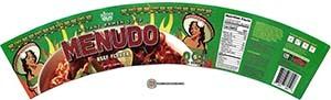#3963: Vida Food Group Menudo Beef Flavor Instant Ramen Soup - United States