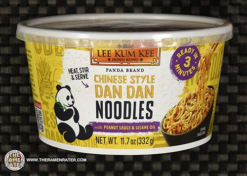 #3977: Lee Kum Kee Chinese Style Dan Dan Noodles - United States