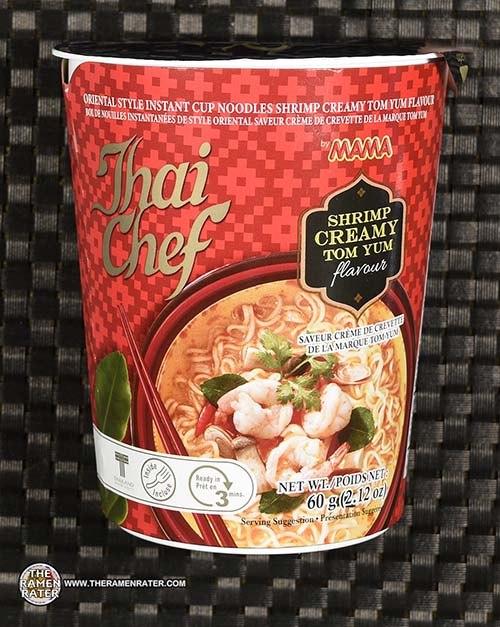 #3981: Thai Chef Shrimp Creamy Tom Yum Flavour - Thailand