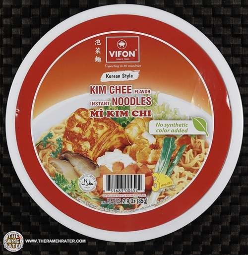 #3984: Vifon Kim Chee Flavor Instant Noodles - Vietnam