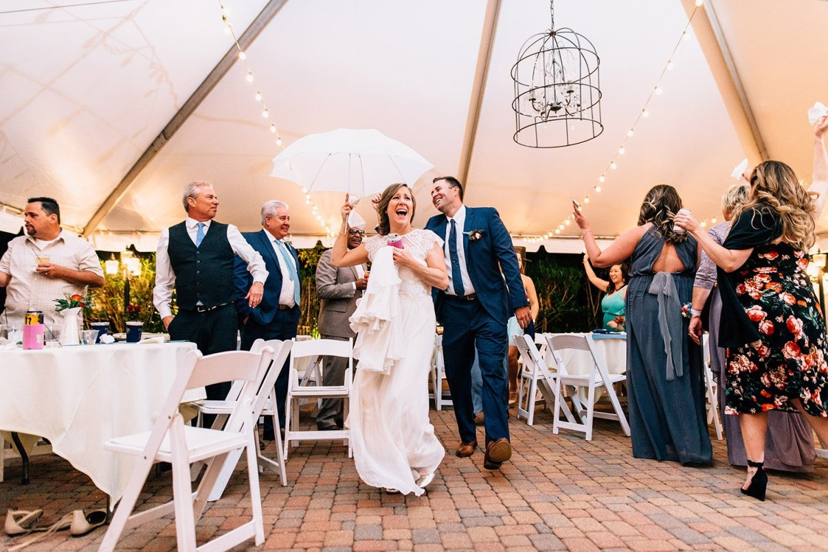 wedding second line