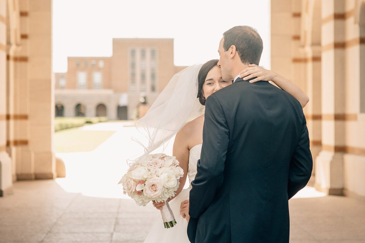 timeless rice university wedding