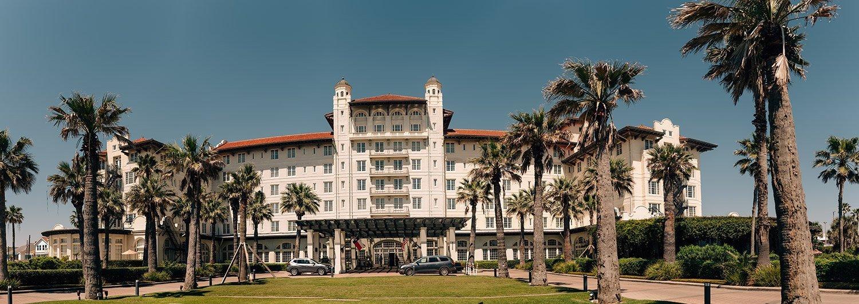 Hotel Galvez panoramic